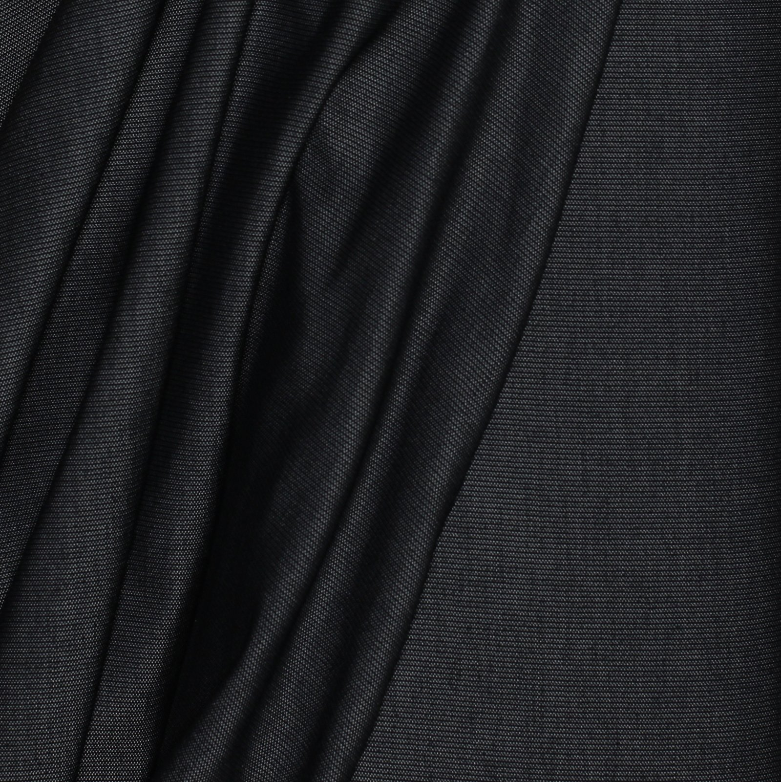 Black/White w/Taupe backing Italian Wool Blend