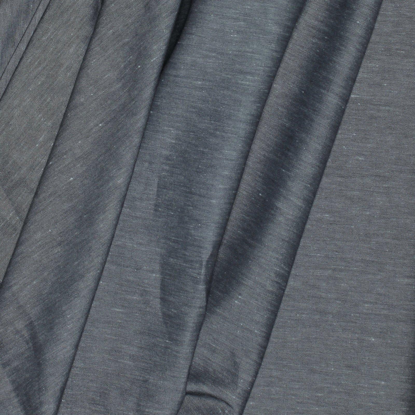 Grey Italian Linen/Lycra