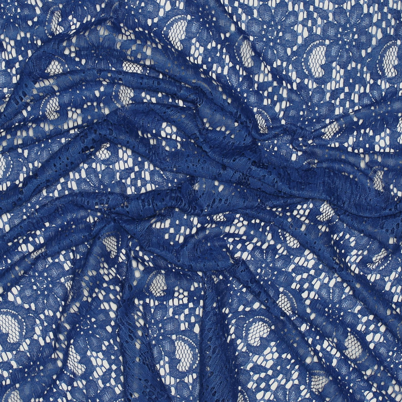 Royal Blue Floral Lace - Maggy London