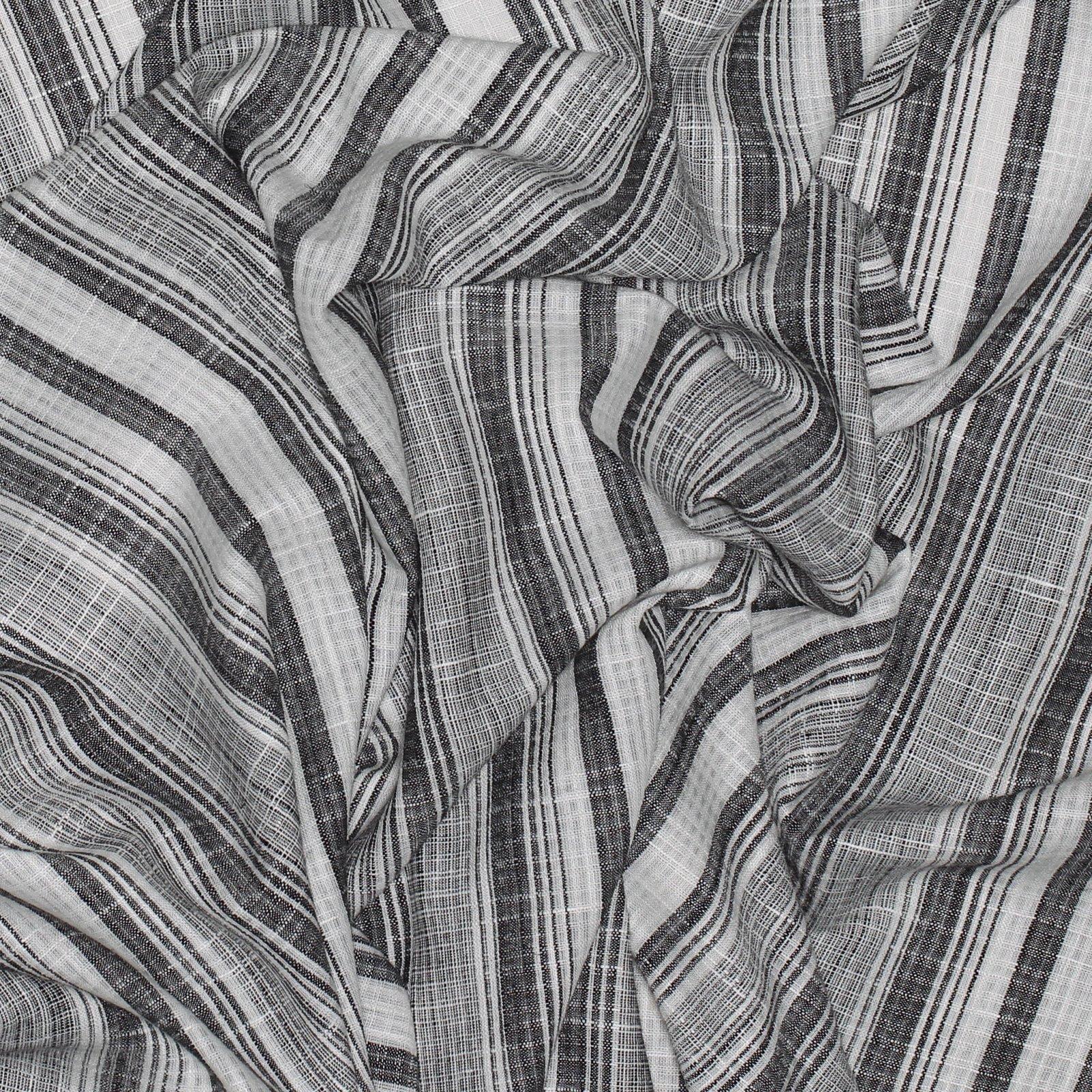 Striped Italian Linen