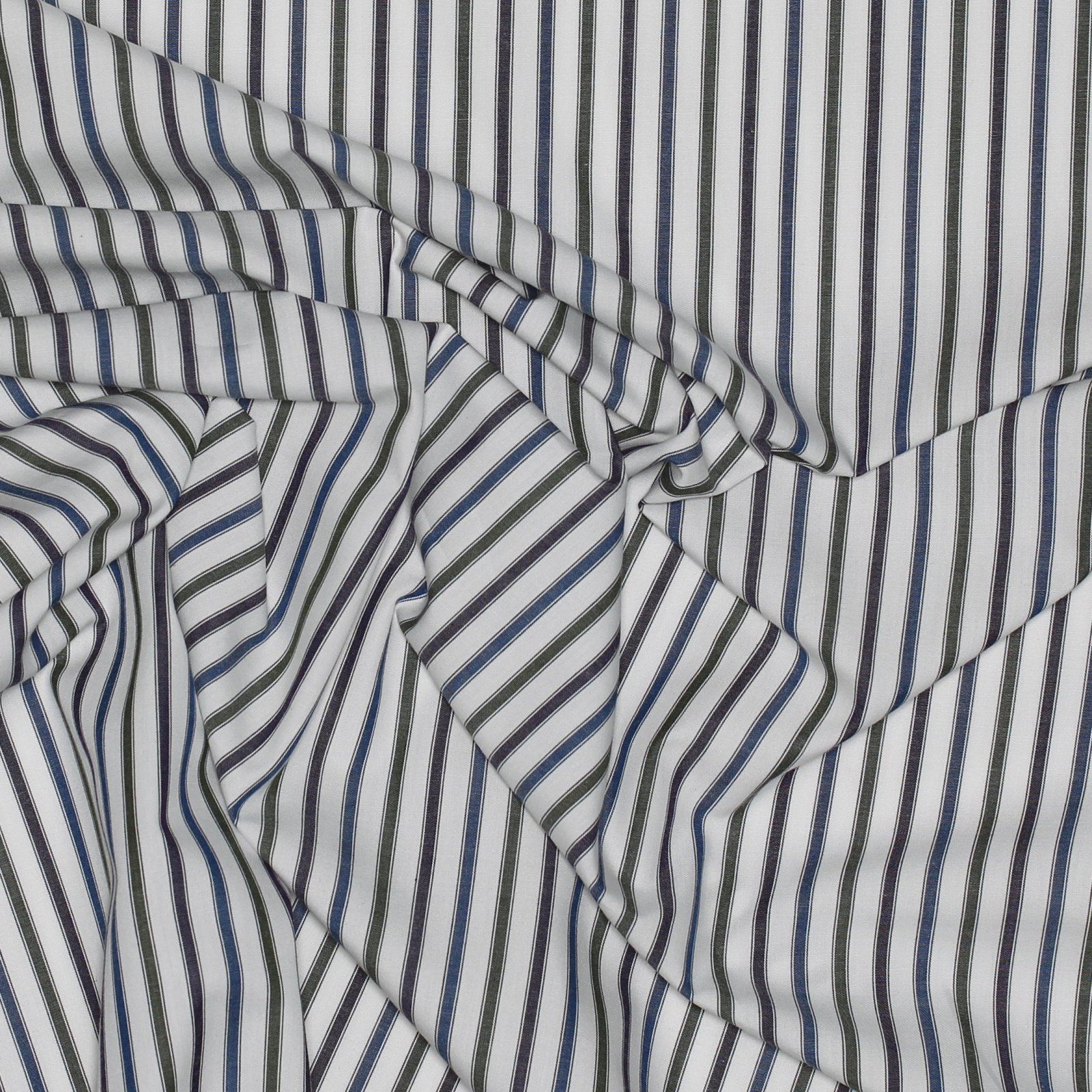 Fine Cotton Yarn Dyed Pima Shirting