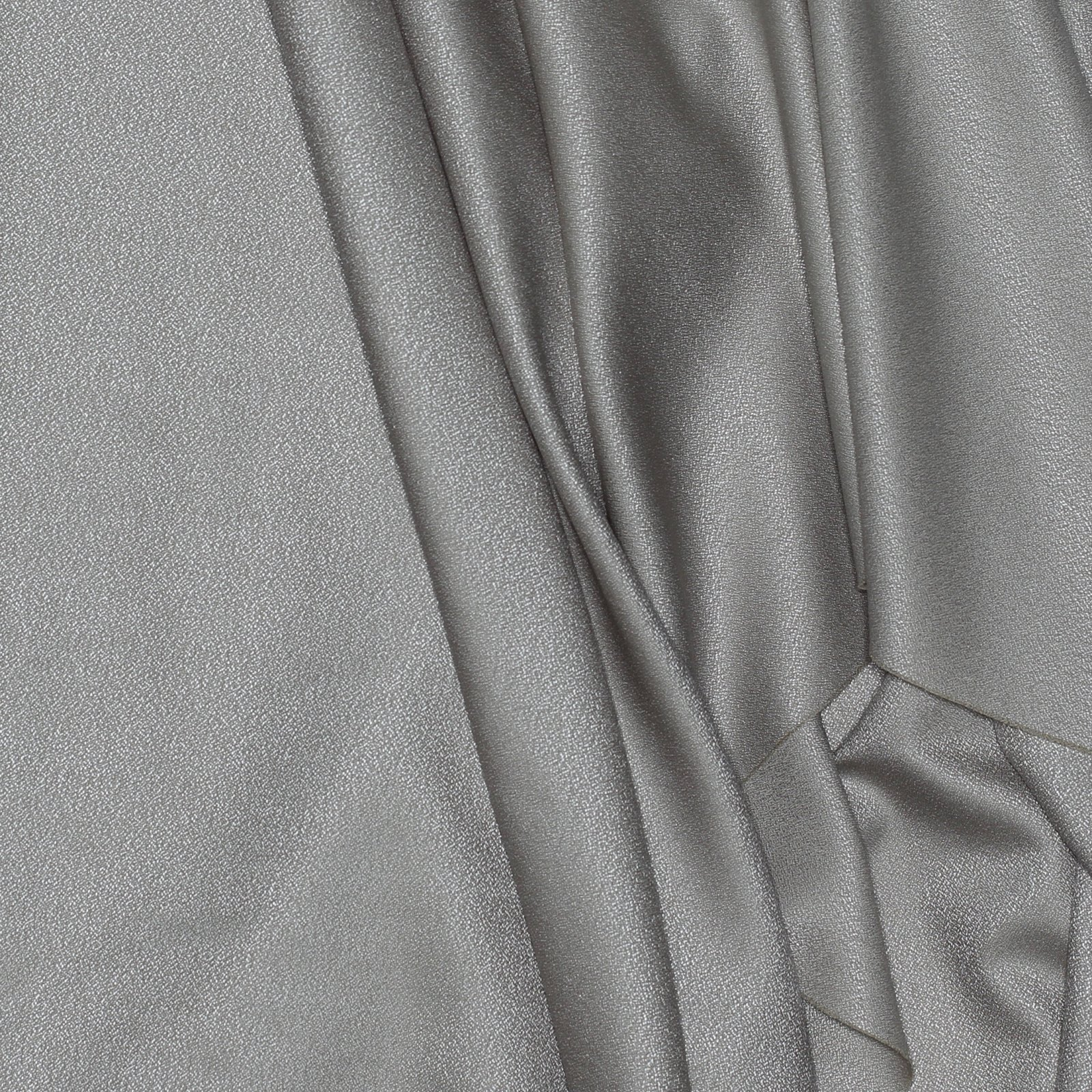 Gold Speckled Italian Wool/Silk Blend