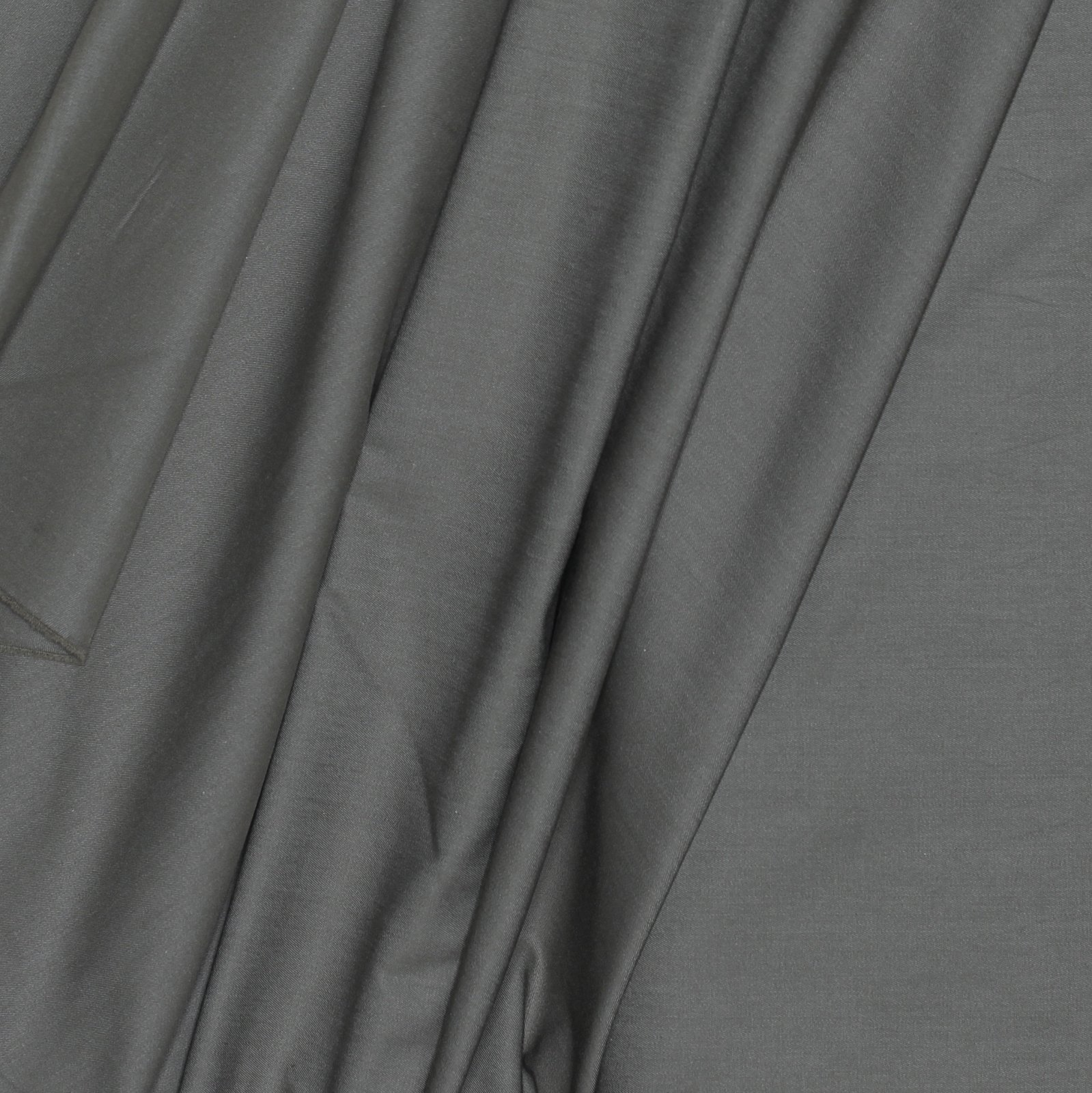 Khaki Water Repellent Italian Cotton