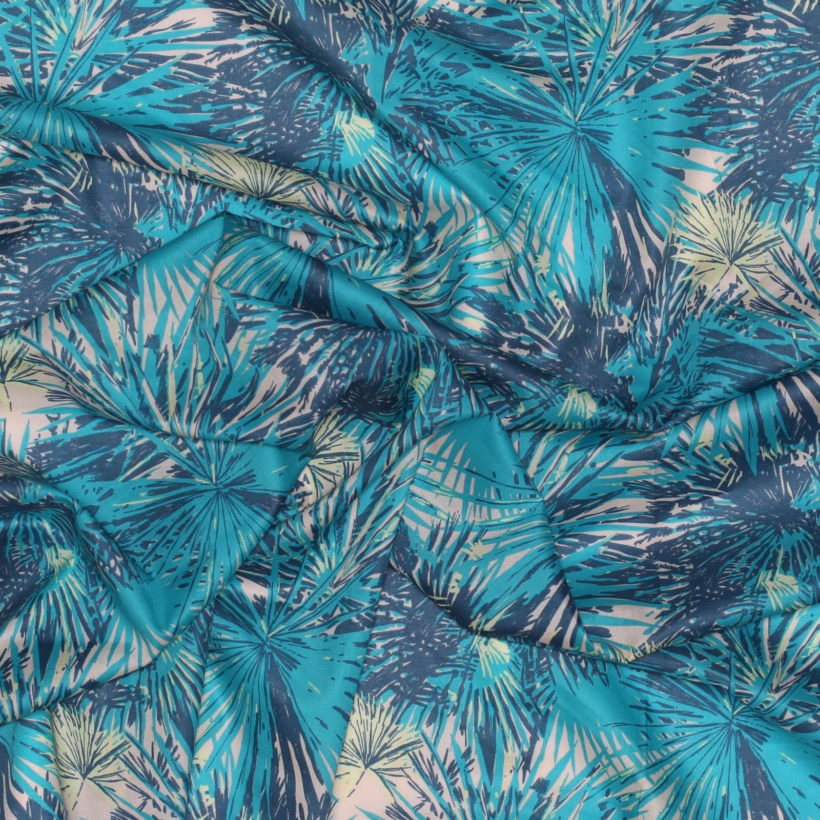 Tropical Breeze - Art Gallery Cotton Voile
