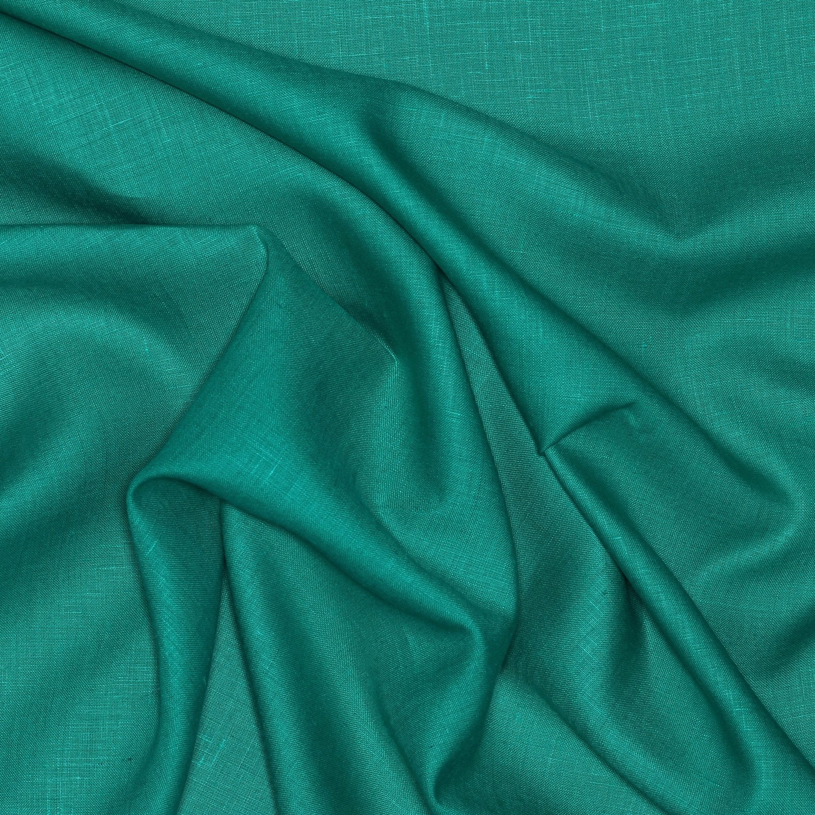 Green Sanforized Italian Linen