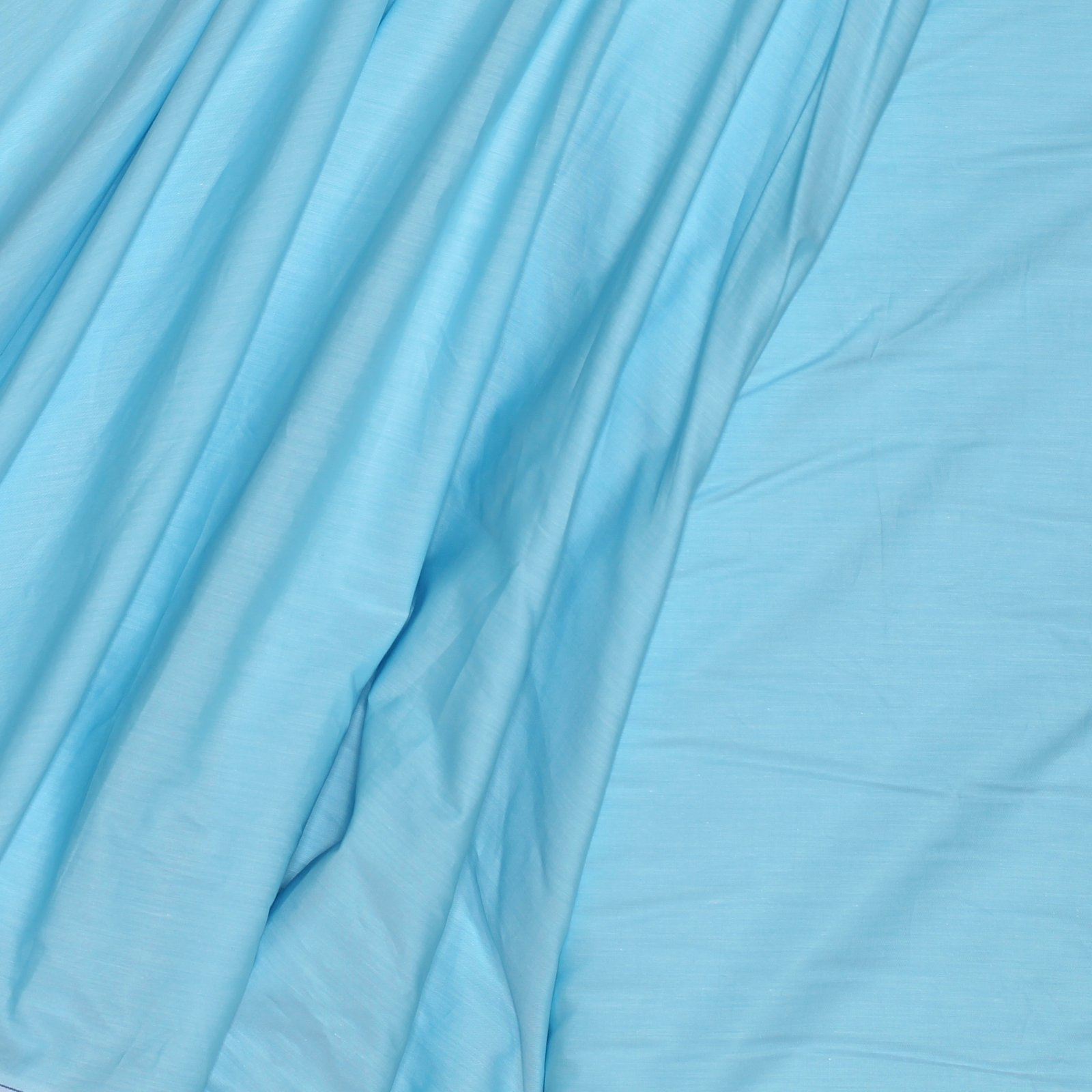 Blue Egyptian Giza Cotton