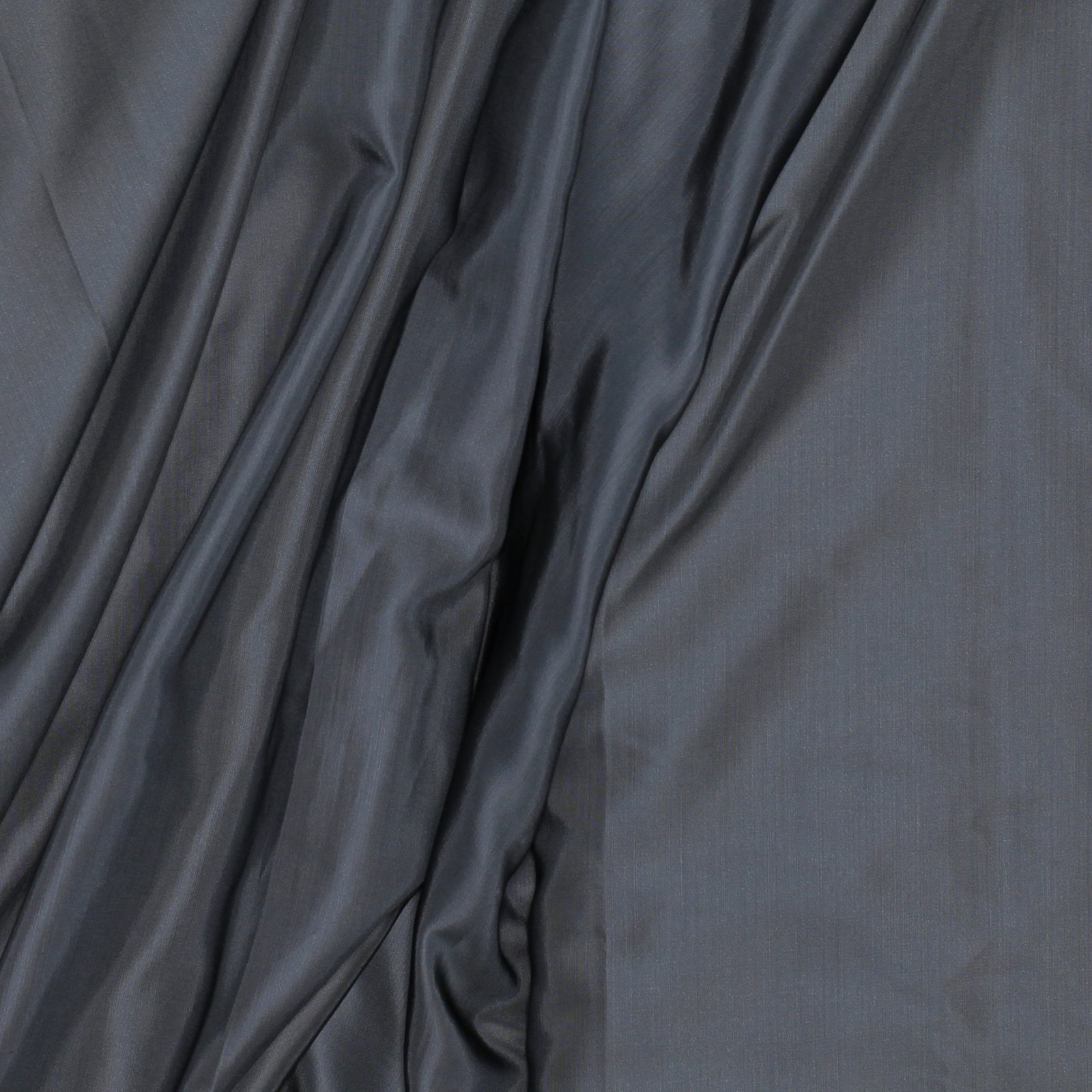 Grey Italian Cotton Sateen