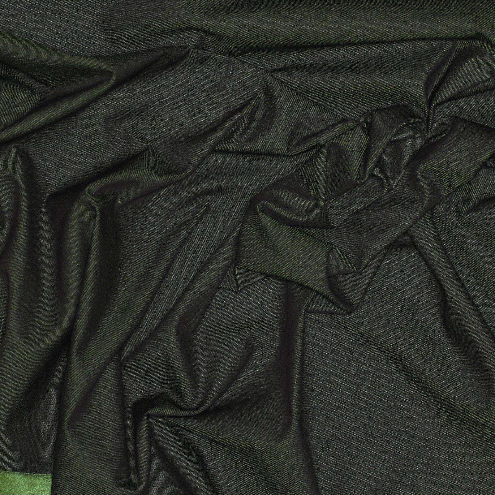 Lime Green/Brown Designer Denim