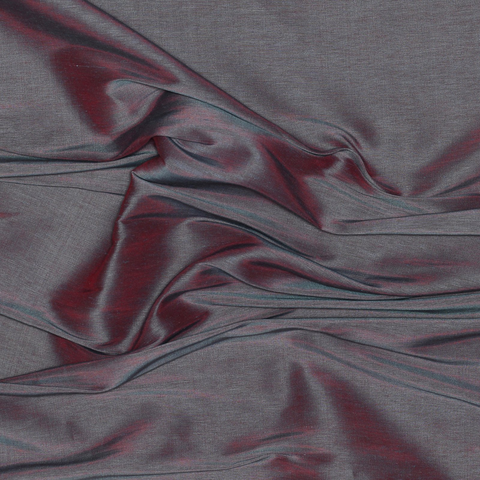 Purple Silk/Linen Blend