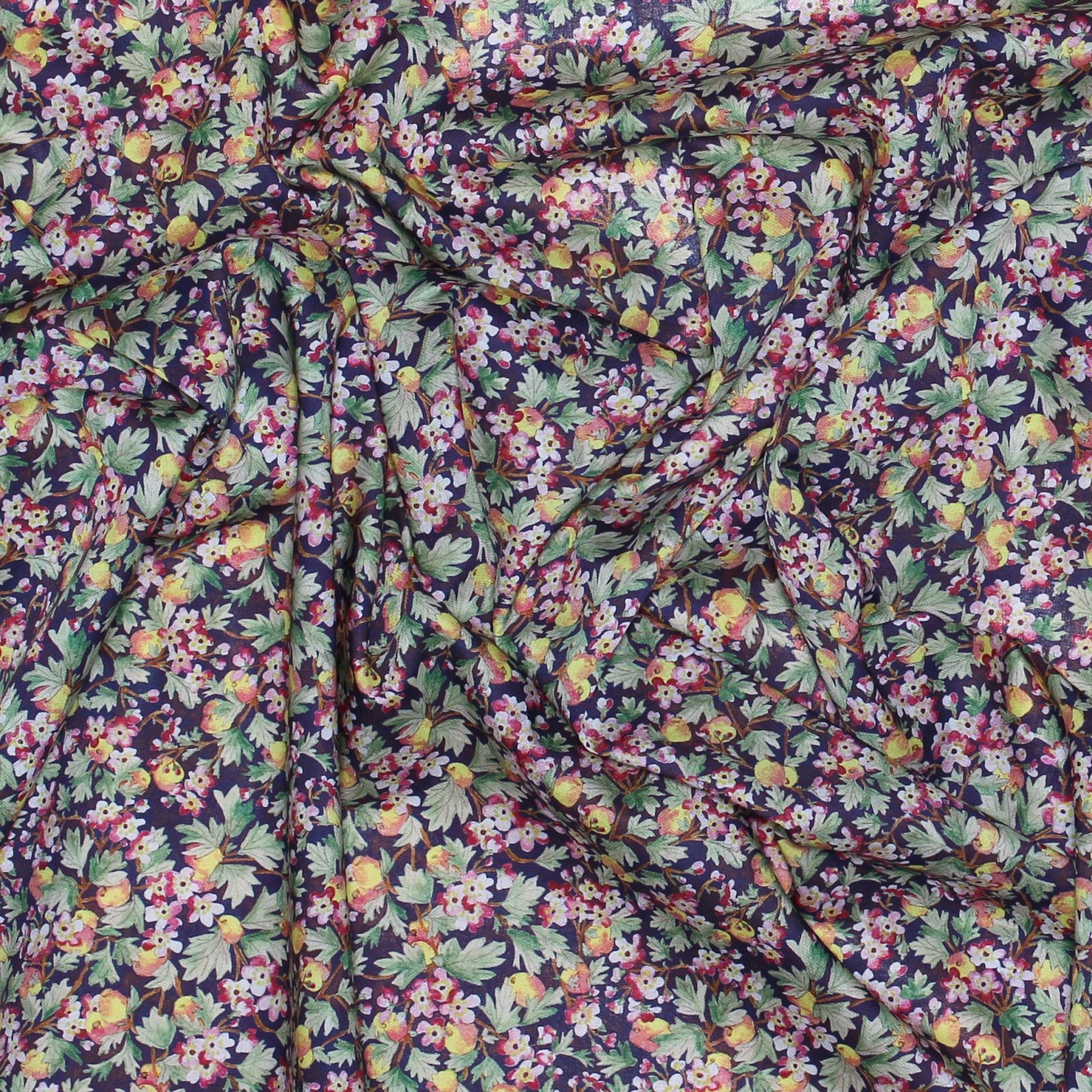 Liberty of London - Spring Orchard - A - Tana Lawn