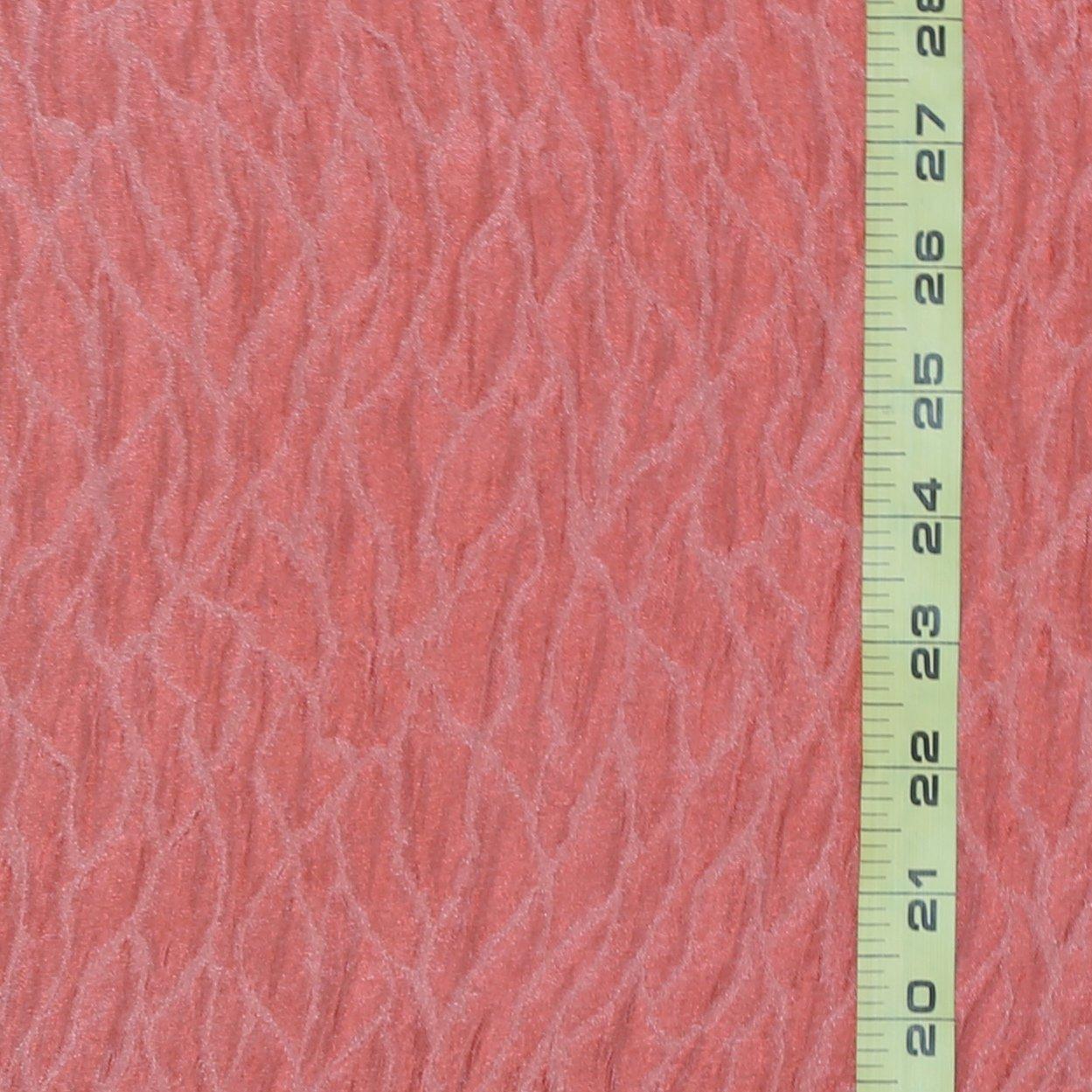 Anne Klein Coral Silk Blend