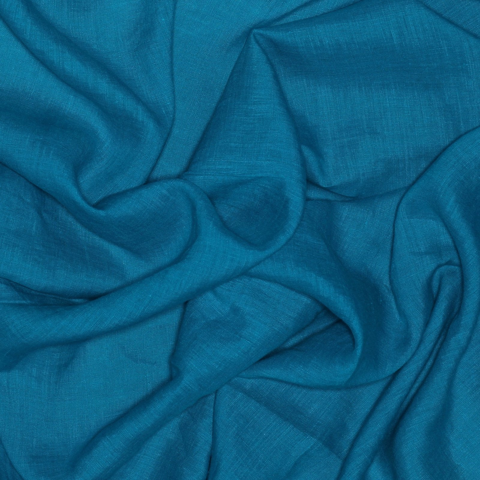 Cosmo - Bright Teal - Japanese Linen