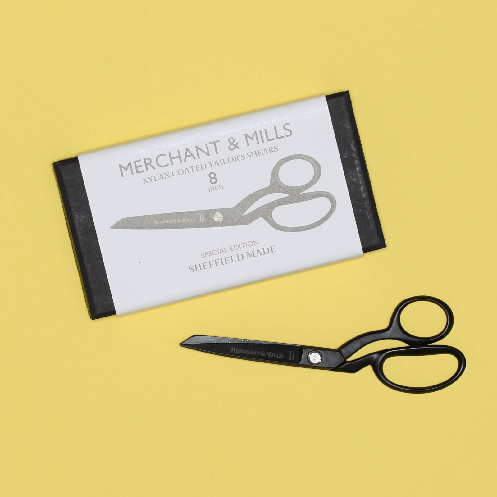 Merchant Mills Xylan Coated 8 Shear Special Edition
