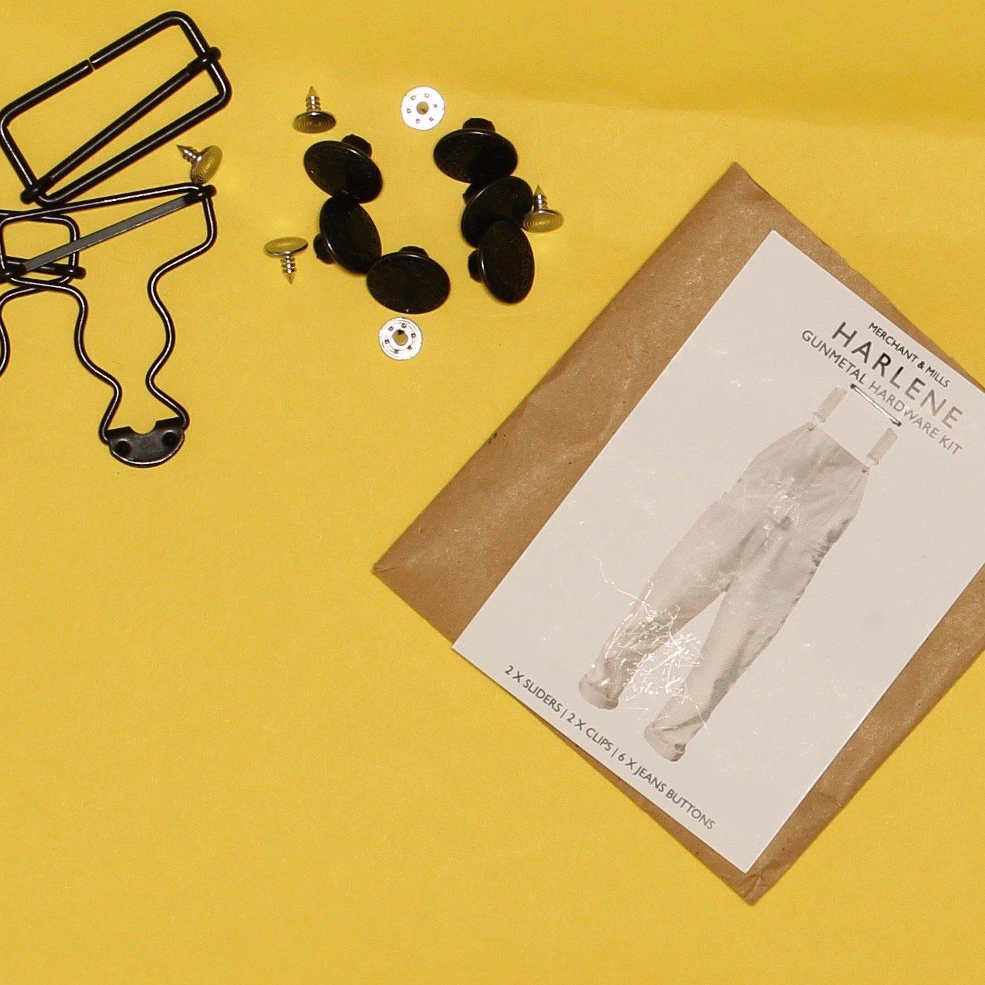 Harlene Hardware Kit by Merchant & Mills