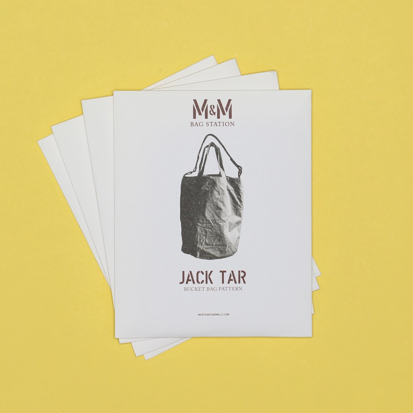 M&M PATTERN Jack Tar Bag Pattern