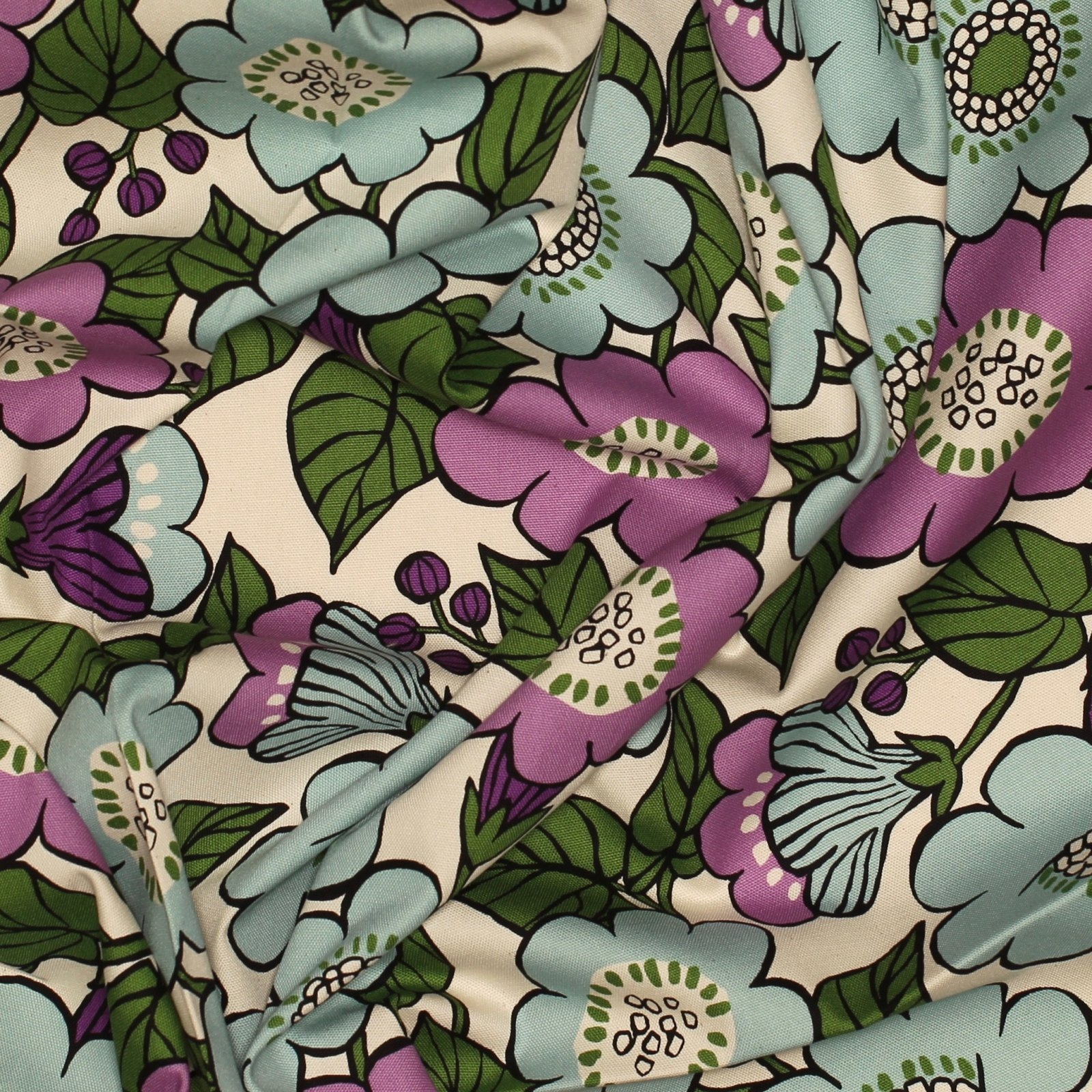 JAMBO FLORAL - JAPANESE COTTON OXFORD