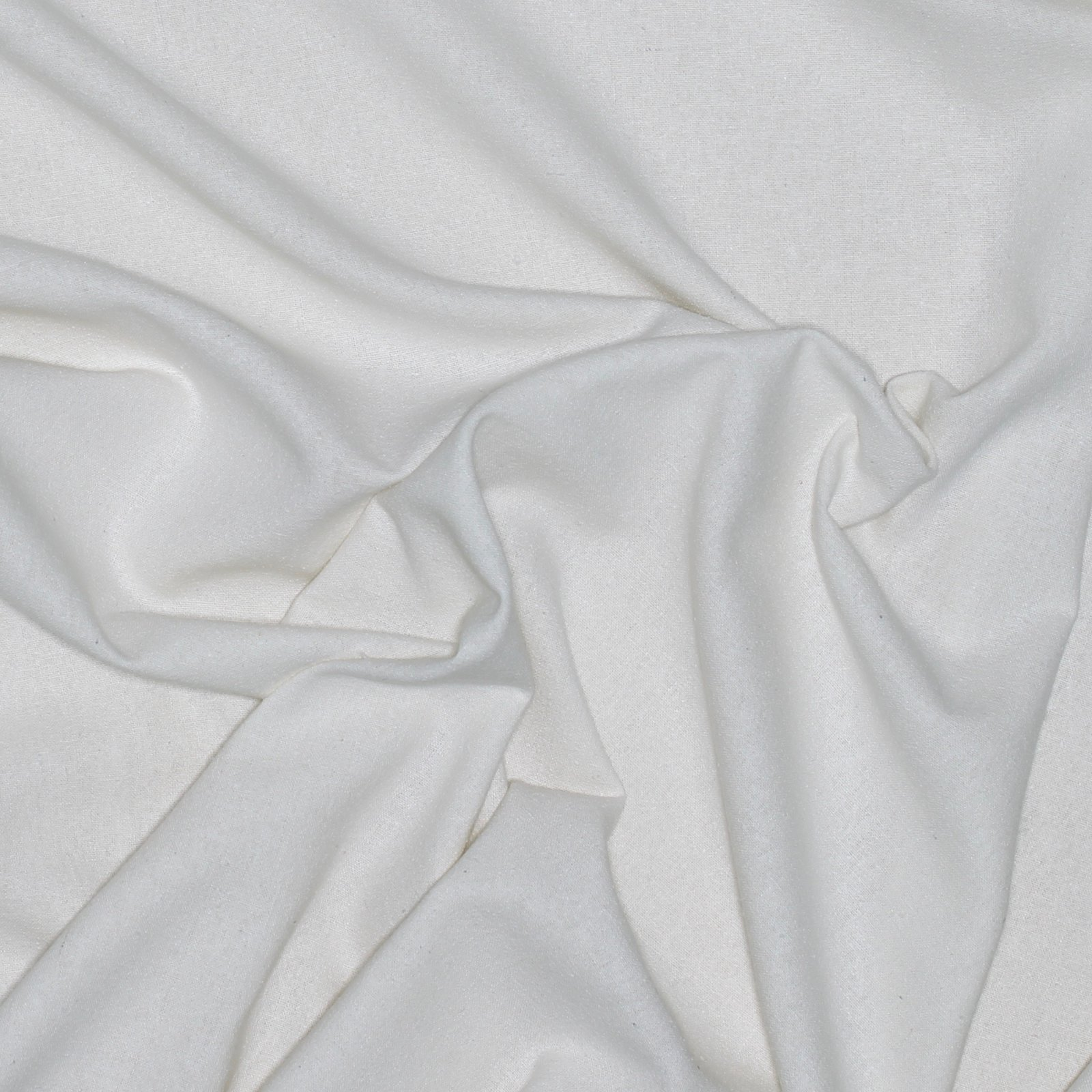 Ivory Silk Noile