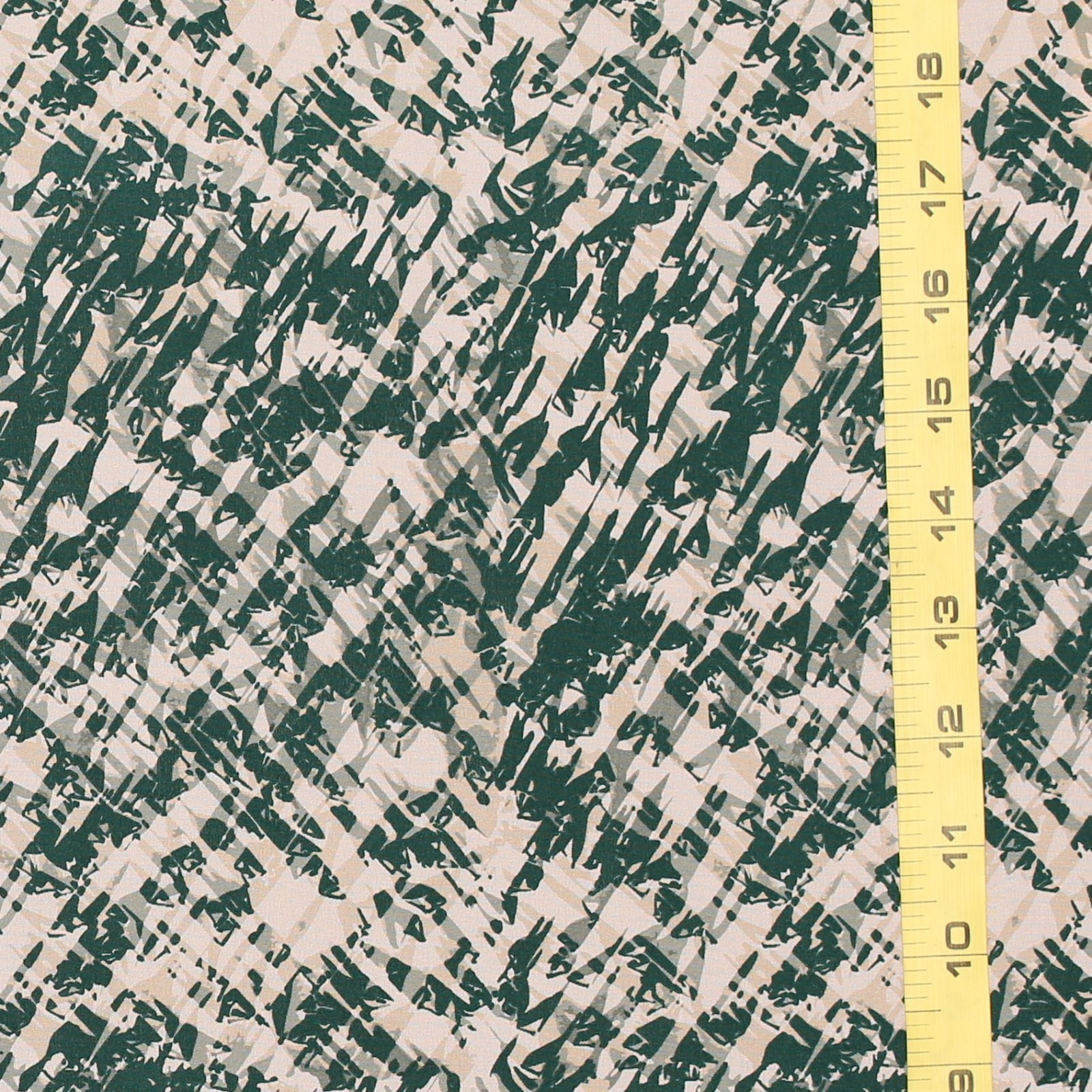 Derek Lam Green White Mountain Print