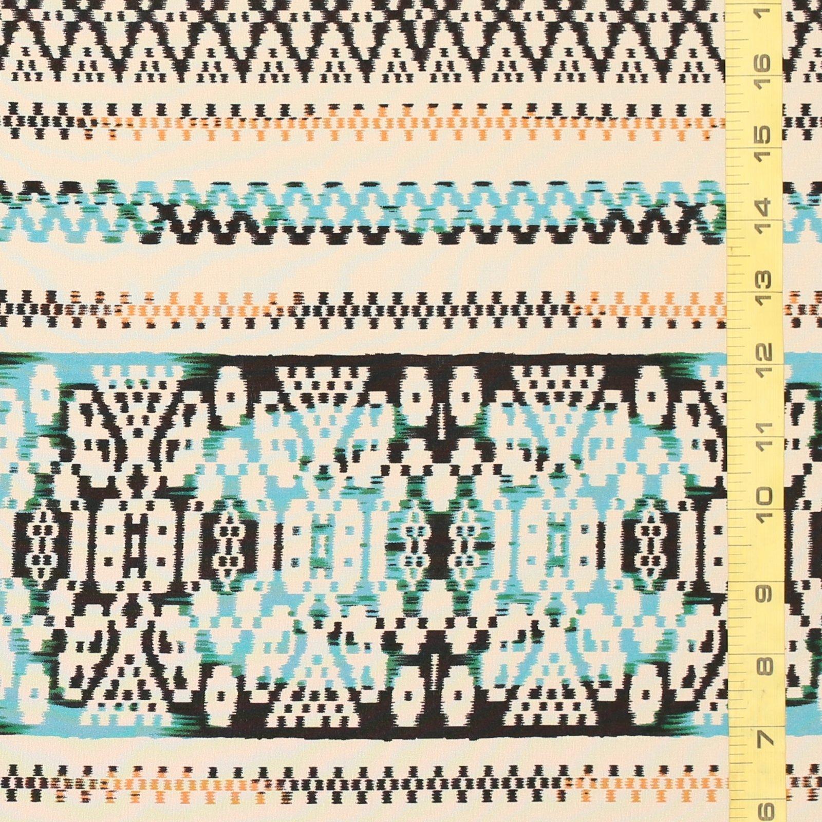 Suno Silk Guatemala Inspired Print