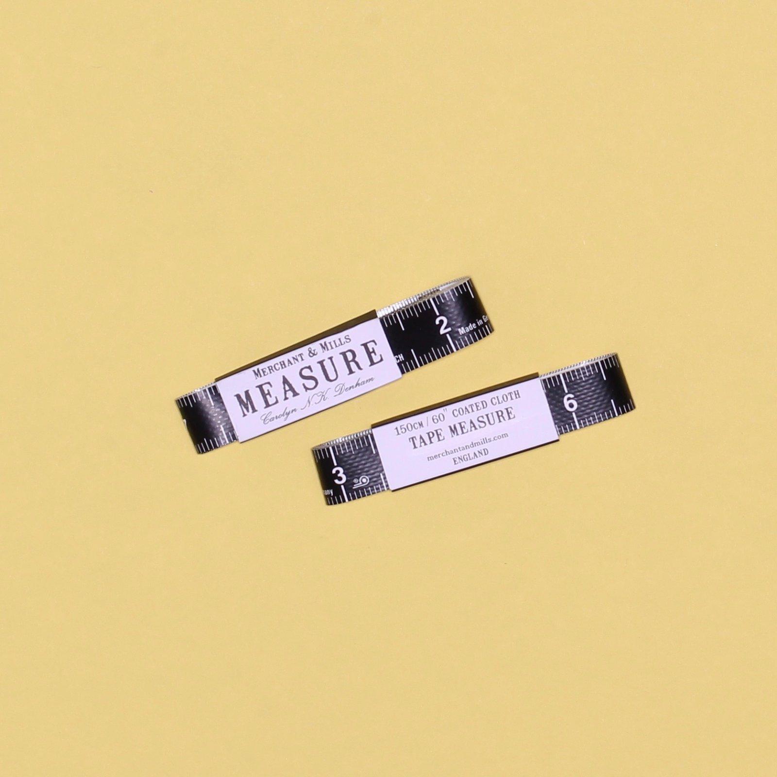 Merchant Mills Bespoke Tape Measure