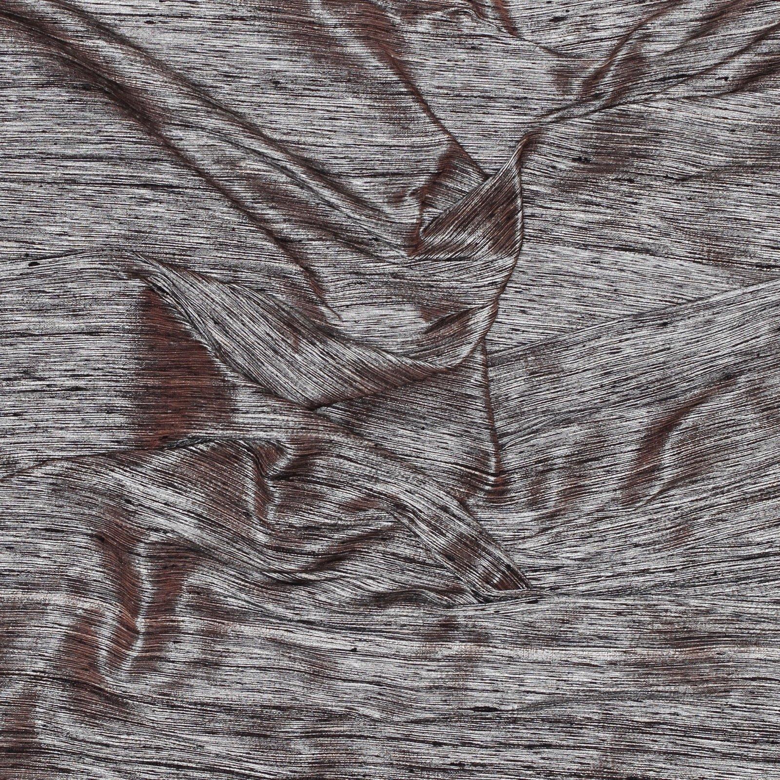 Copper Dupionni-Like Textured Silk