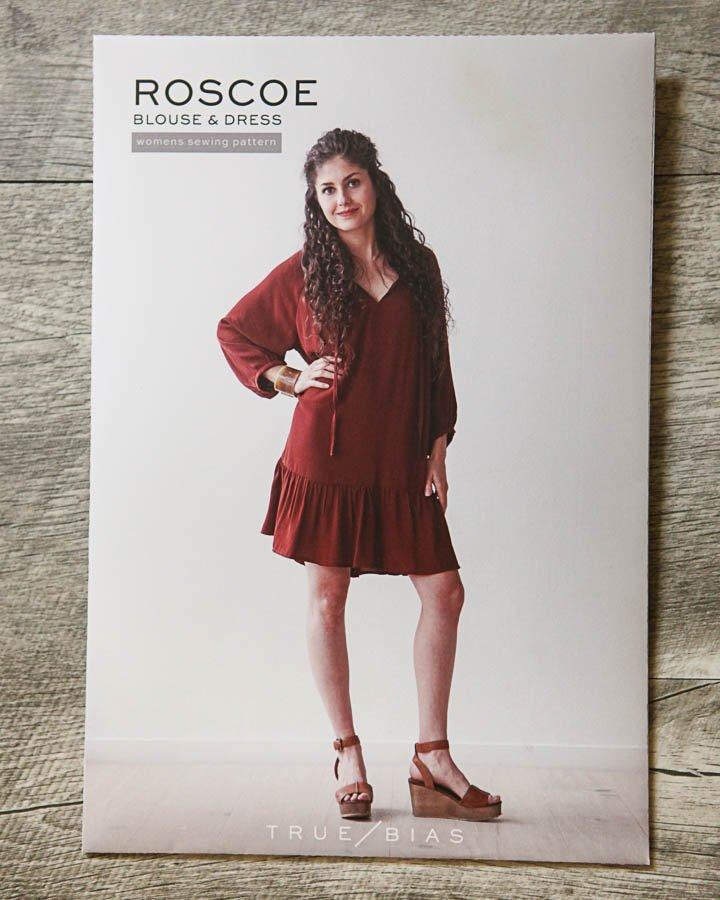 True Bias - Roscoe Dress/Blouse Paper Pattern