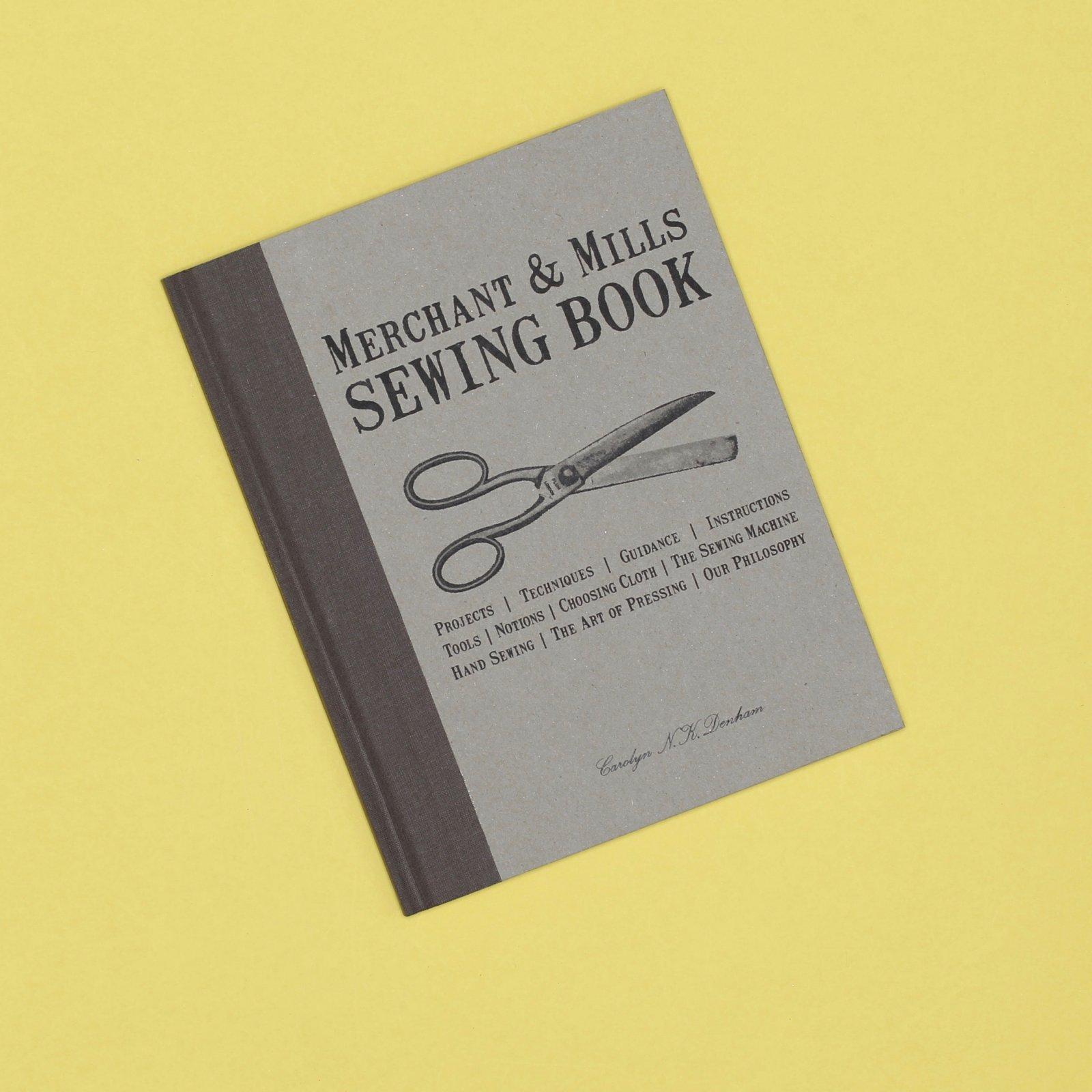 Merchant Mills Sewing Book