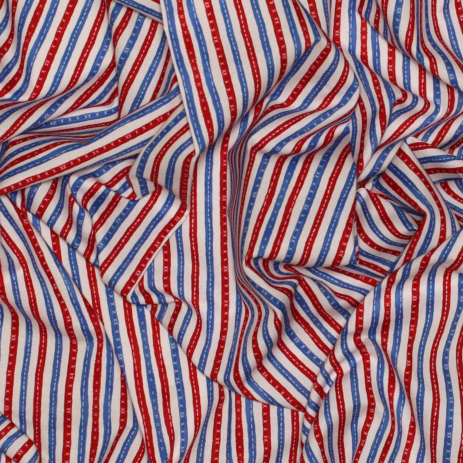 Stitched Stripe - Clothworks