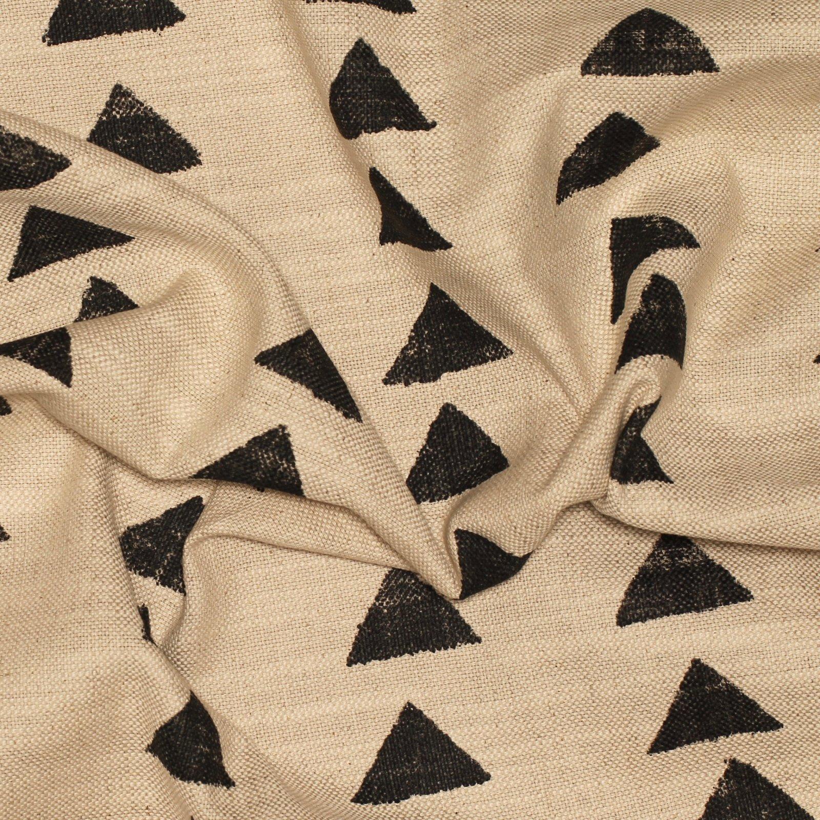 Tent in the Desert - Cotton/Linen Blend