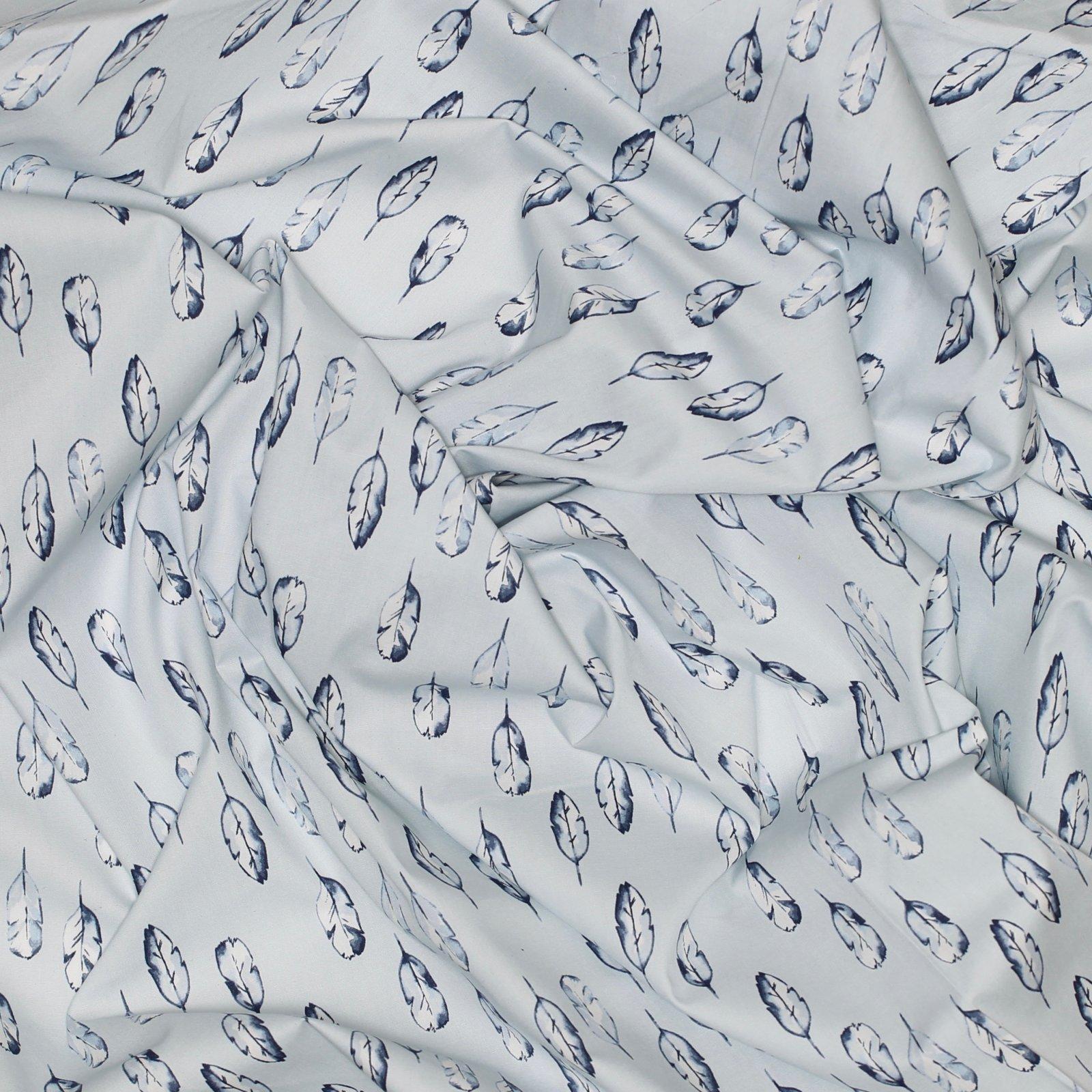 Monaluna Organic Fabric - Feather Cotton Poplin