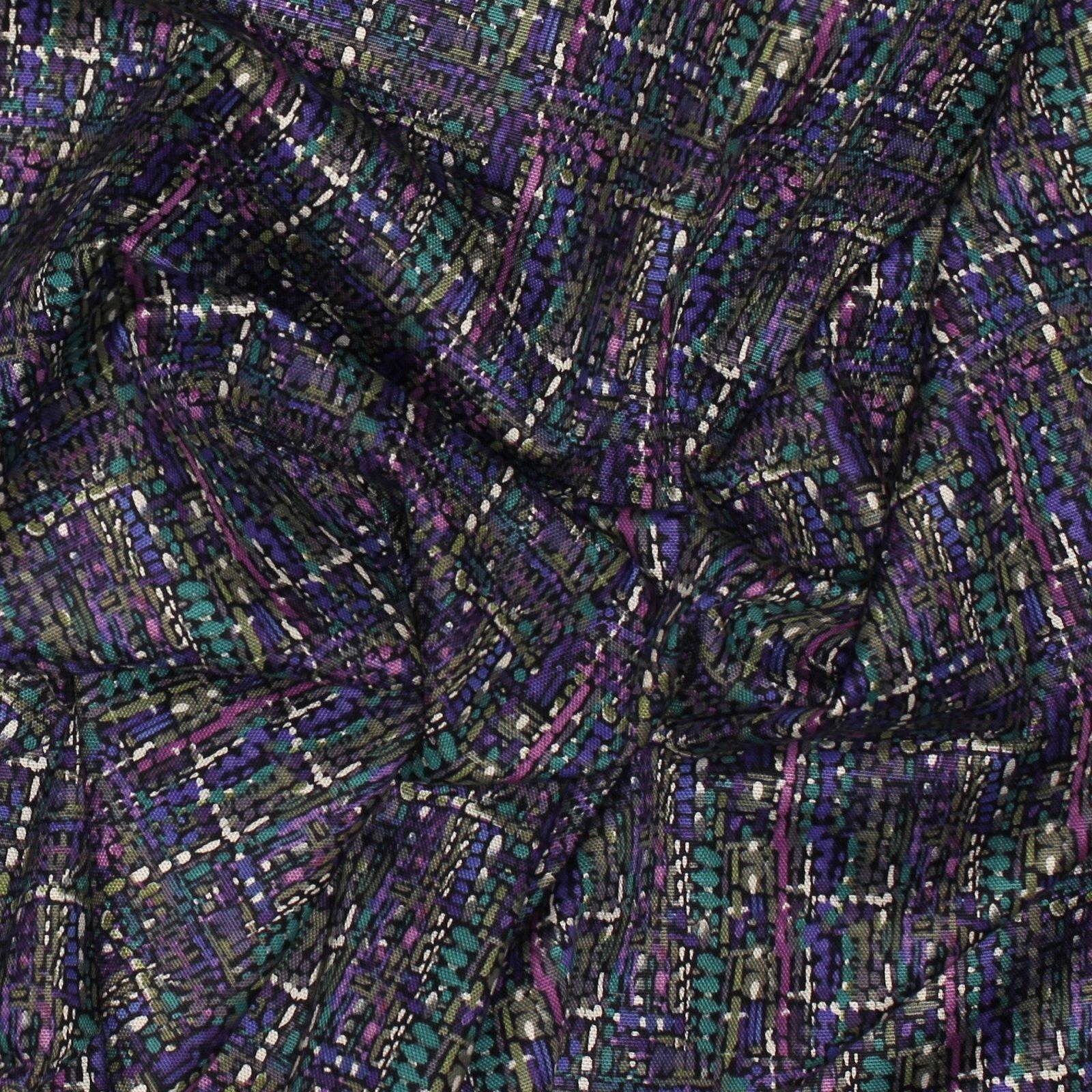 Foxwood Tweed Purple