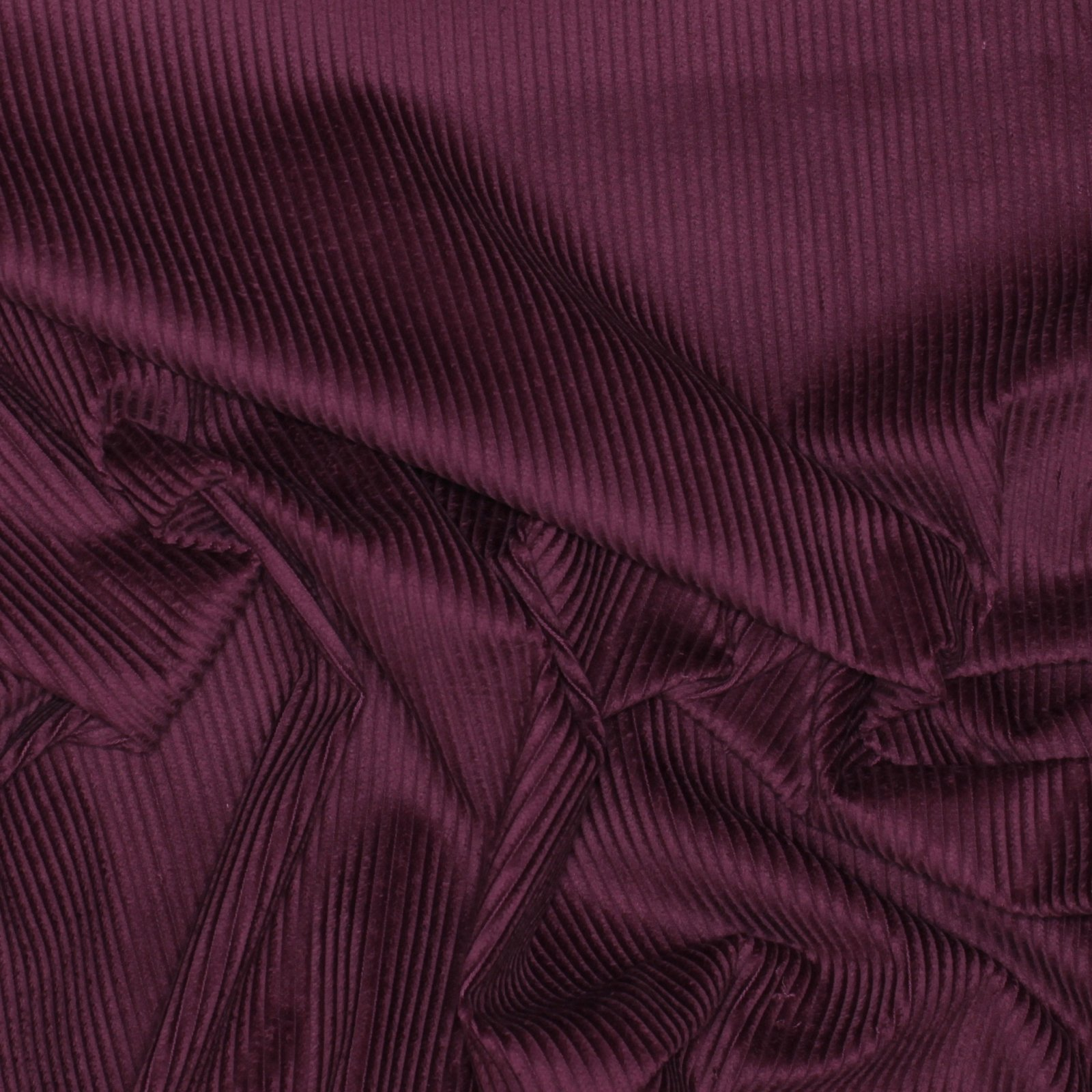 Cosmo - Wide-Wale Corduroy - Wine - Japanese Cotton