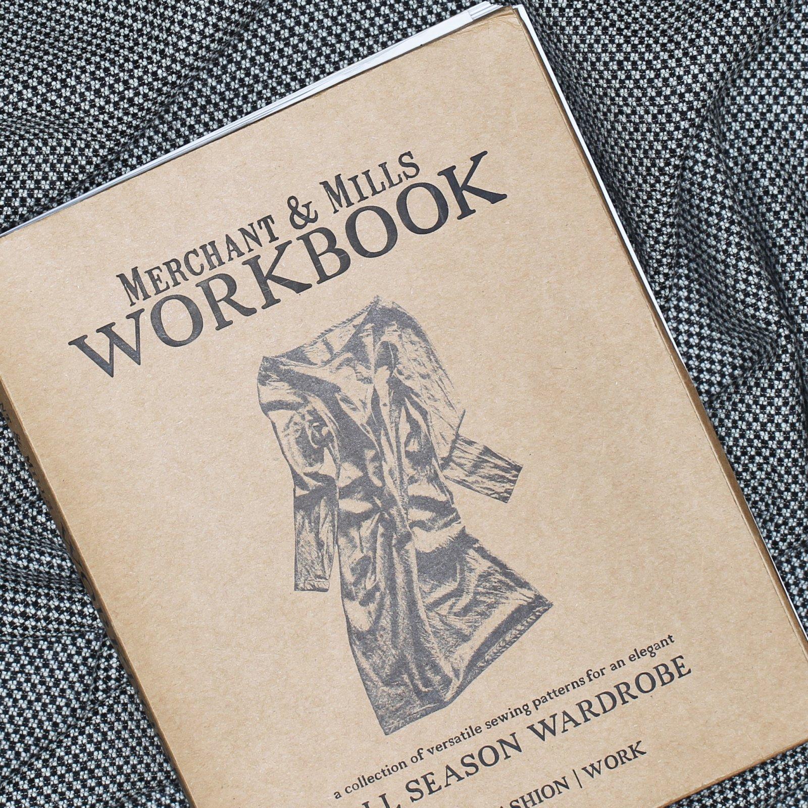 Merchant Mills Workbook with Patterns