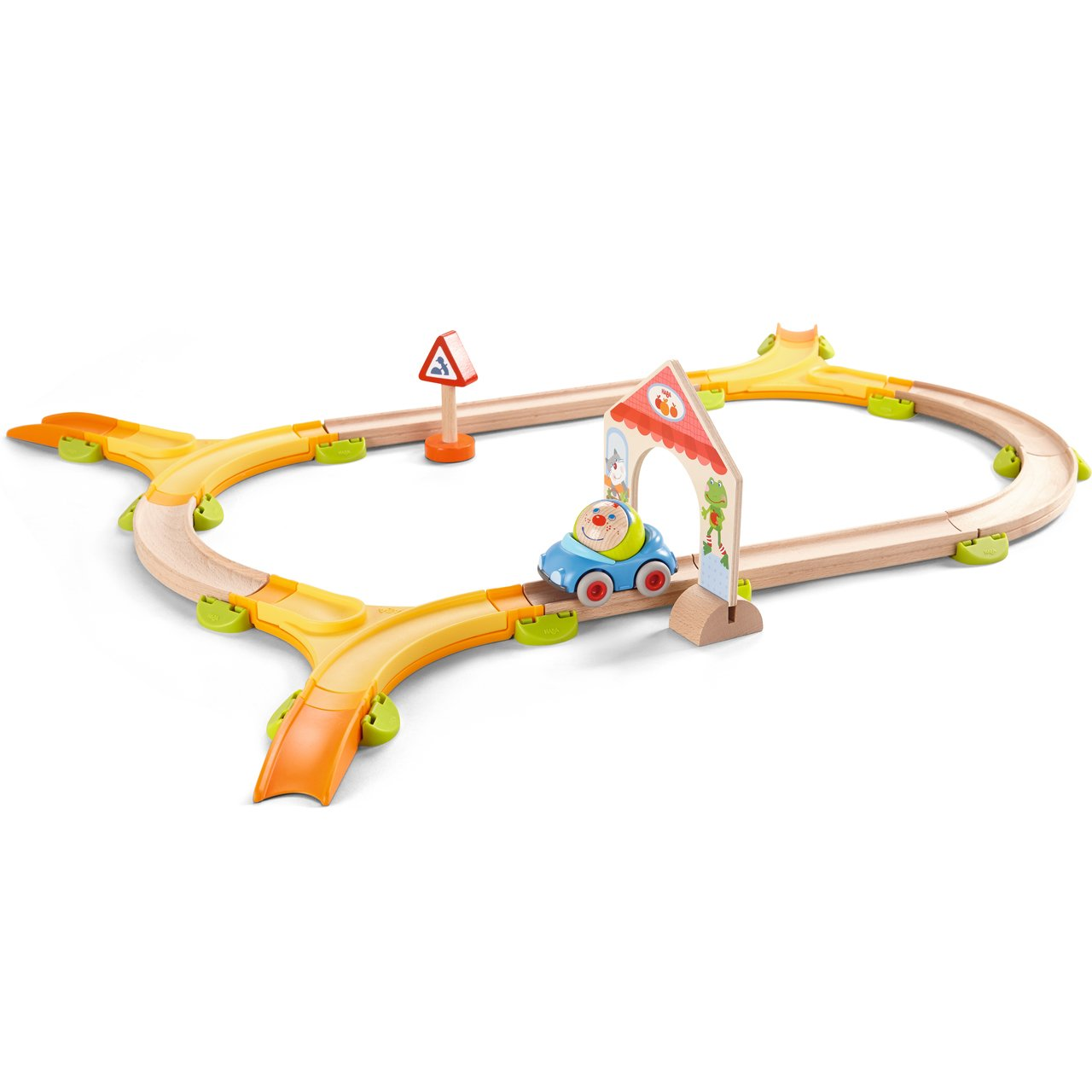 Haba Kullerbu Play Track Kringel Roundabout