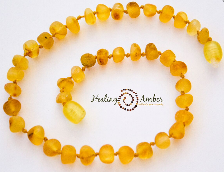 Healing Amber 12-13in Baltic Amber Necklace