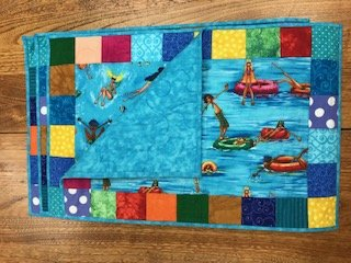 Quilted Fabric Placemat Sets