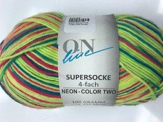 Super Socke Neon 1728