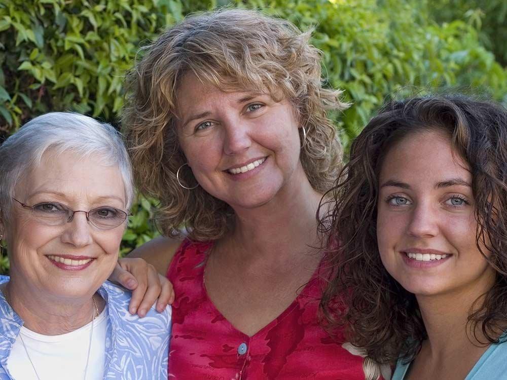 Women Family Members