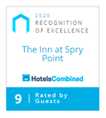 Hotels Combined Recognition of Exellence Award