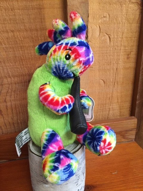 Stuffed Animal Kokopelli