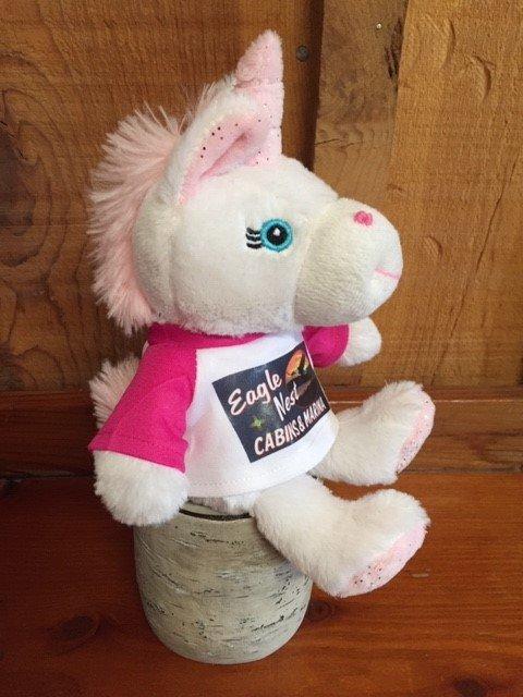 Stuffed Animal Unicorn