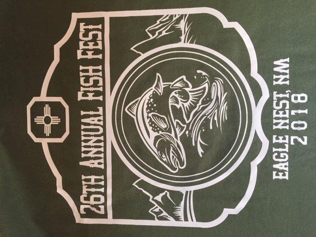 Fish Fest S-Sleeve T-Shirt