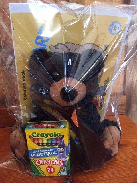 Be Bear Aware Gift Sack