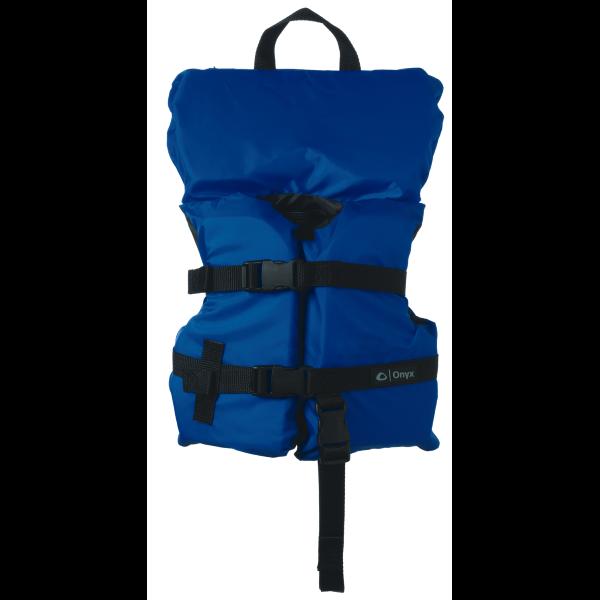Blue Slimline Floatation Vest Infant