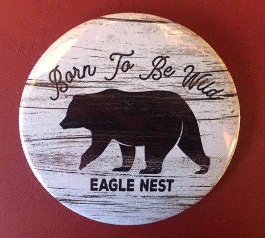Born to Be Wild Magnet