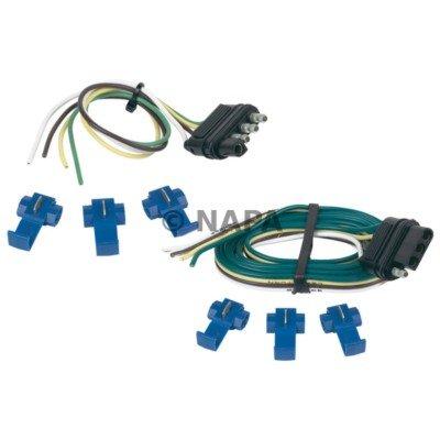 NAPA 4-Wire Trailer Plug