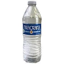Drinks - Water
