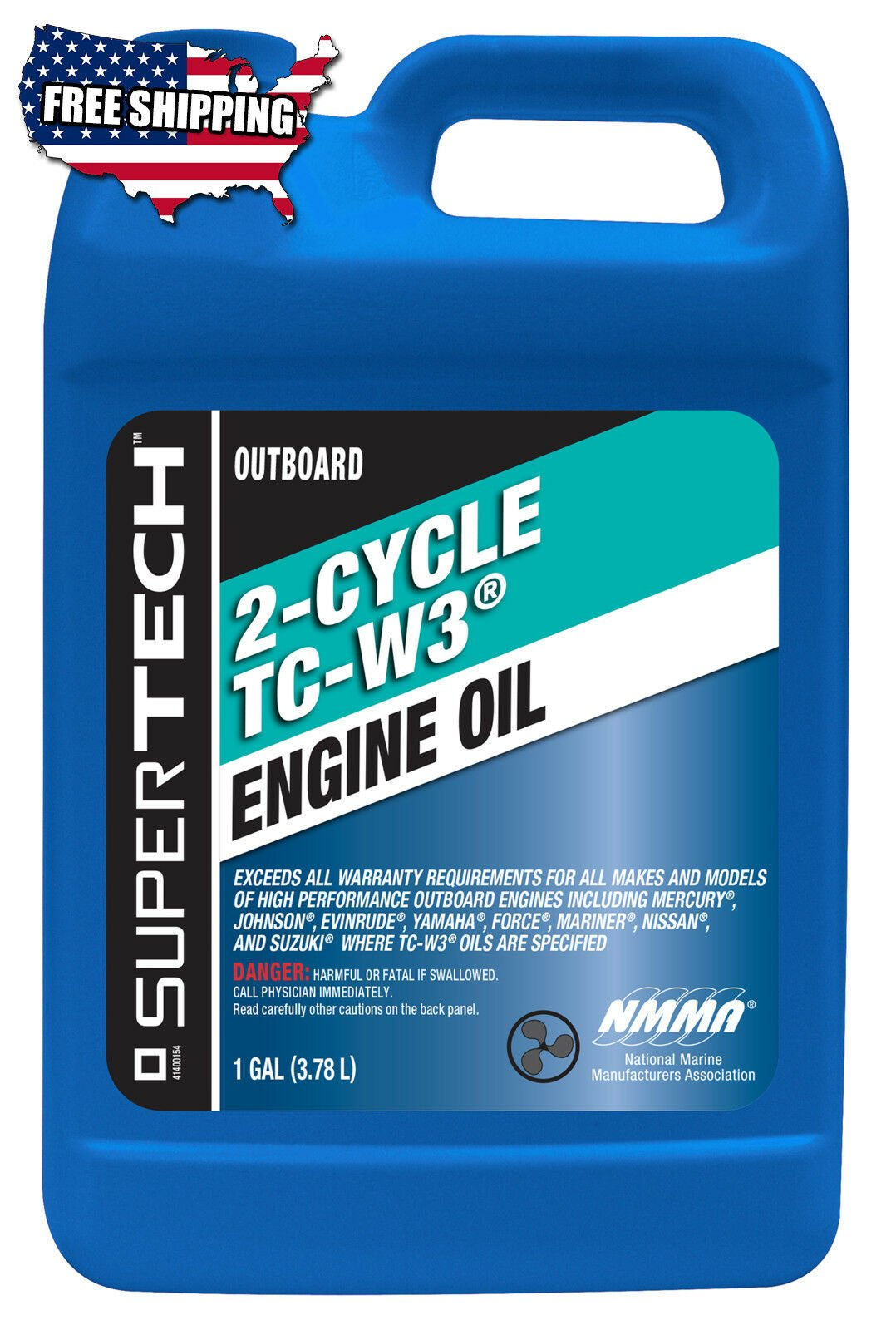 Supertech 2-CYCLE ENGINE OIL