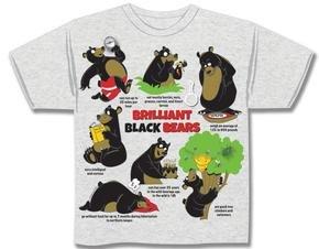 Brilliant Black Bears T-Shirt