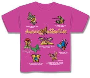 Amazing Butterflies T-Shirt